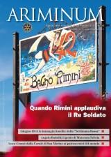 Ariminum luglio agosto cover