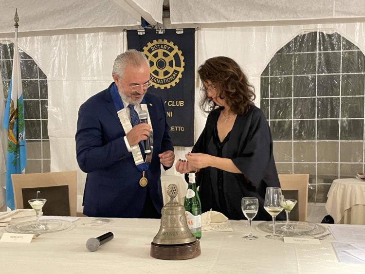 Maurizio Bonora è il nuovo Presidente del Rotary Club Rimini